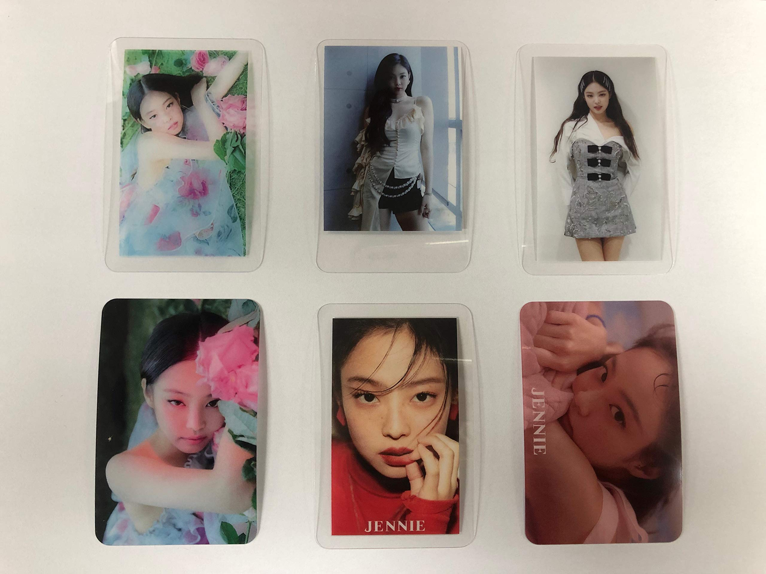 Blackpink Official Lightstick with one Random Jennie Acrylic photocard by Blackpink (Image #7)