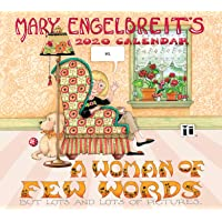 Mary Engelbreit Deluxe 2020 Calendar: A Woman of Few Words