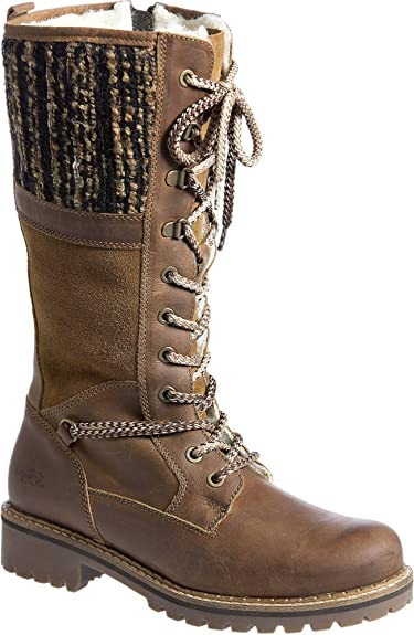 Women s Bos   Co Holland Wool-Lined Waterproof Leather Boots 9899429e5c