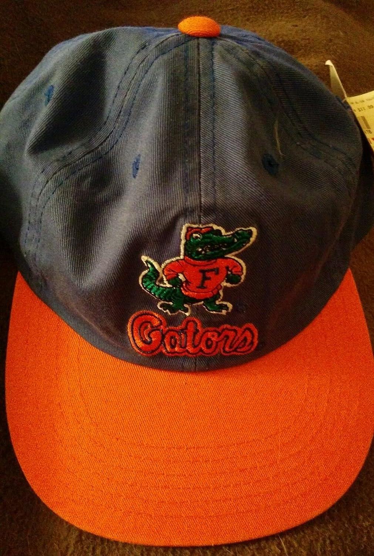NCAA Florida Gatorsユース調整可能ブルー帽子キャップ   B075QZBQCF