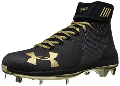 Under Armour Men s Harper 2 Mid ST-Limited Edition Baseball Shoe 11b4916892a