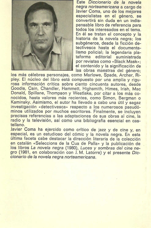 ¿RECOMENDACIONES DE NOVELAS NEGRAS?. - Página 3 81m48o5B0-L