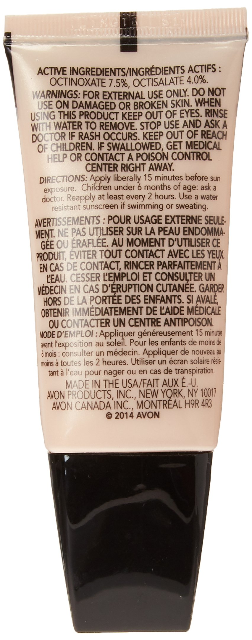 Avon Face Perfector Spf 20 Sunscreen, New Packet by AVON (Image #5)