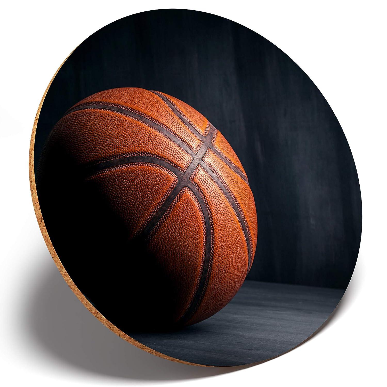 1 x Cool Balón de baloncesto Deportes - Posavasos redondo Cocina ...