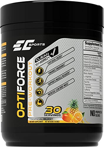 OptiForce Preworkout