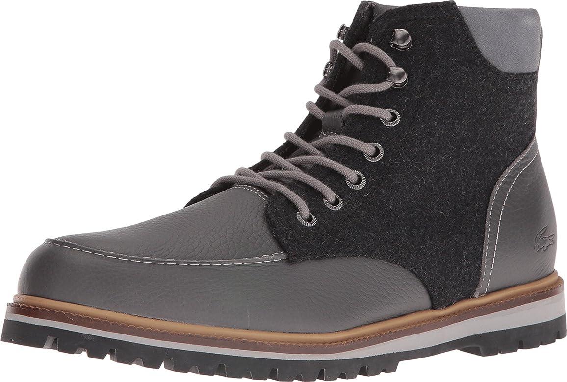 grossiste 2c456 49c2b Men's Montbard Boot 316 2 Dark Grey 7.5 M US