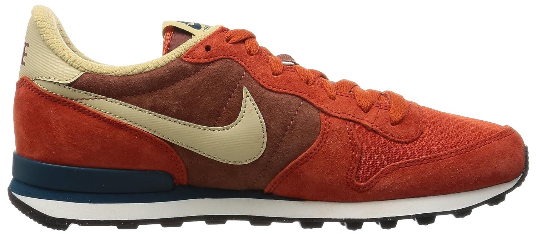 cheap for discount 791da a5145 ... where can i buy nike internationalist leather zapatillas de running  para hombre azul amarillo terra brown