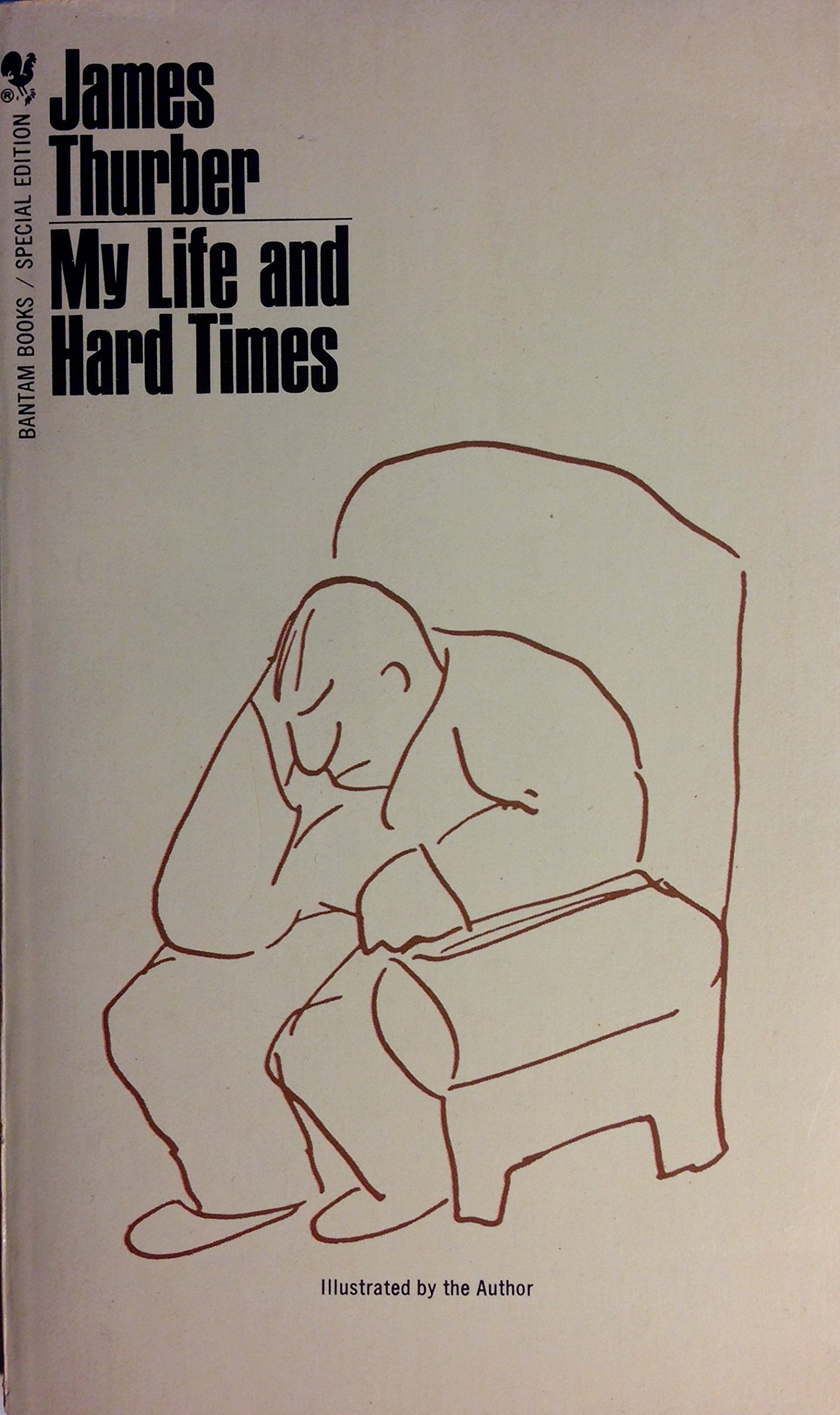 My life and hard times, Thurber, James