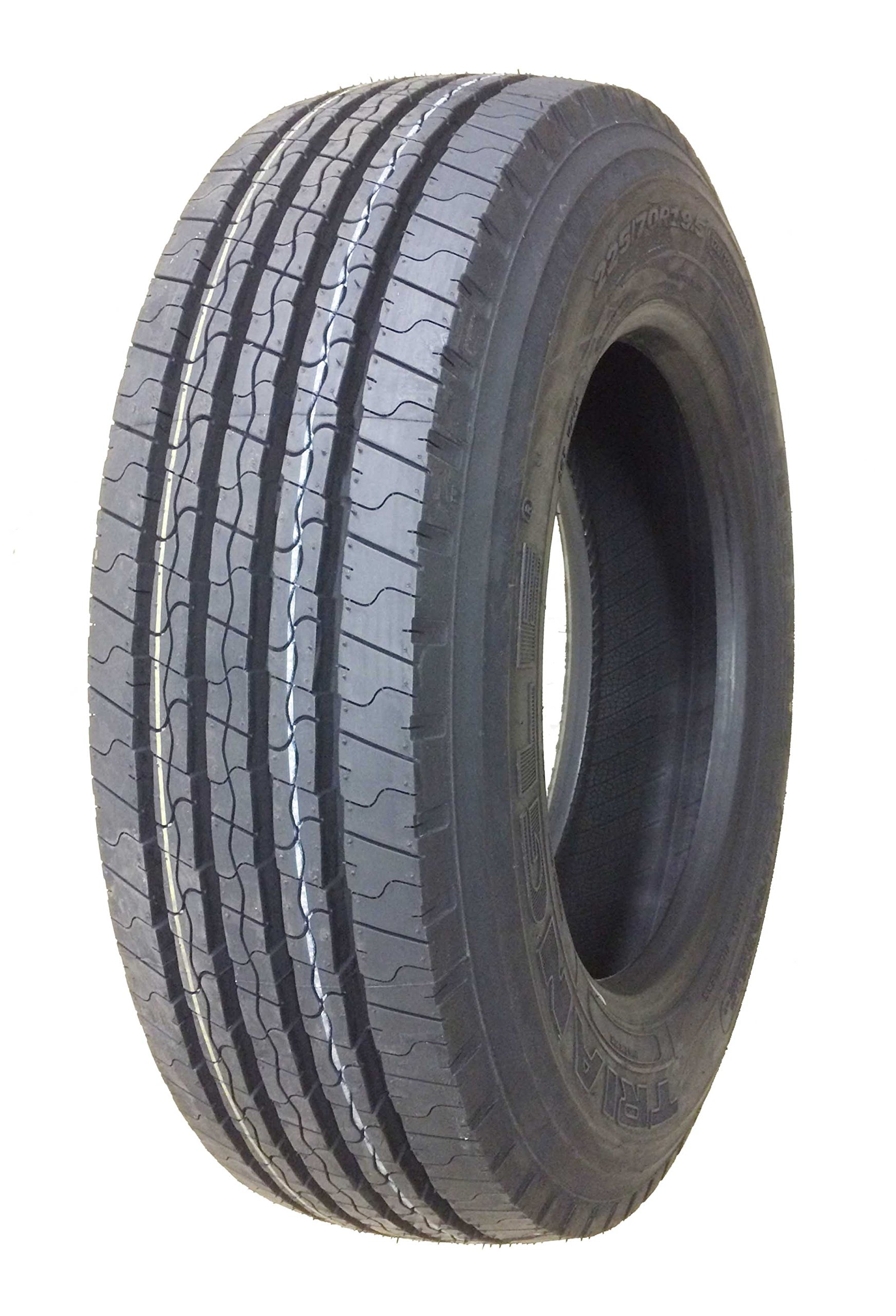 New TRIANGLE 225/70R19.5 14 Ply Rated All Position Truck/trailer Radial Tire - 11068
