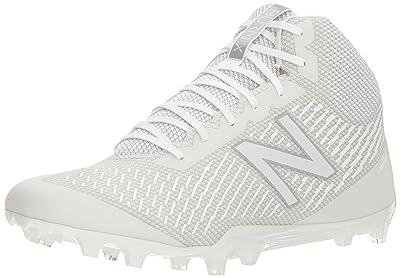 New Balance Men's Burn X Mid-Cut Lacrosse Shoe