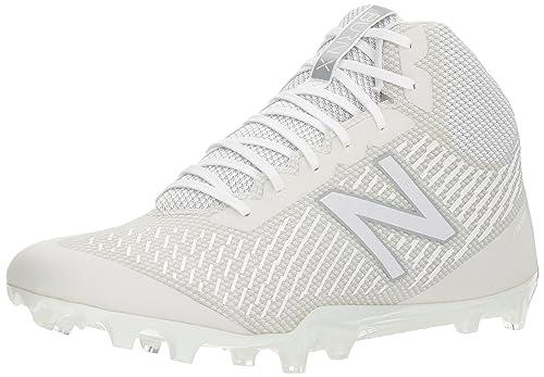 3264207f7 New Balance Men s BURN Mid Speed Lacrosse Shoe