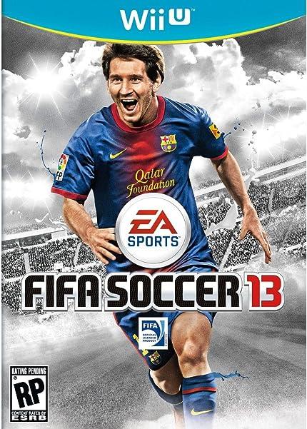 amazon com fifa soccer 13 nintendo wii u video games rh amazon com FIFA 13 Wii U Gameplay FIFA 13 Wii U Cover