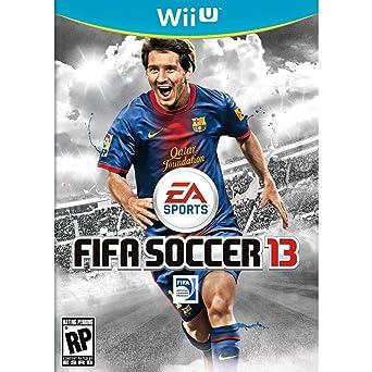 Amazon Com Fifa Soccer 13 Nintendo Wii U Video Games