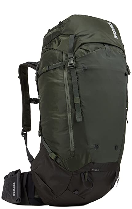 40c3a8992 Amazon.com : Thule Versant 50L Men's Backpacking Pack, Dark Forest ...