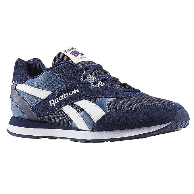 Reebok BD3367 Chaussures de Trail Running Homme, Bleu, 40 1/2
