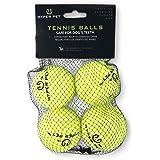 Hyper Pet Tennis Balls For Dogs (Pet Safe Dog Toys for Exercise, Training, Hyper Pet K9 Kannon K2 & Hyper Pet Ball Launcher)