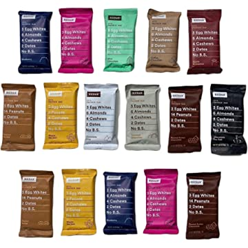 buy RxBars Real Food Protein Bars