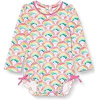 Hatley Baby Girls' Rashguard Swimsuit Rash Guard Set