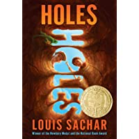 Holes别有洞天 英文原版小说英文版 洞 纽伯瑞奖小说 Louis Sachar少年儿童故事书 获奖图书 正版进口原版书籍 [平装] 路易斯•萨奇尔 (Louis Sachar) [平装] 路易斯•萨奇尔 (Louis Sachar)