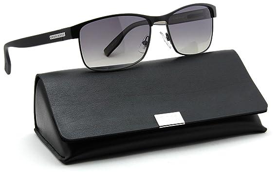 Amazon.com: Hugo Boss 0577/P/S – Gafas de sol mate marco ...
