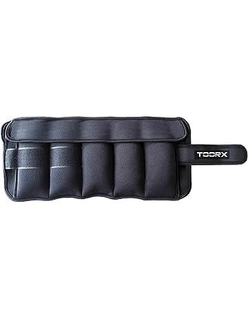 TOORX - Pareja de pesas muñecas/tobillos 2 x 2,5 kg