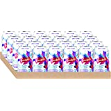 Frantelle Raspberry & Blackberry Sparkling Water, 24 x 375ml