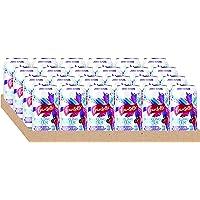 Frantelle Raspberry and Blackberry Sparkling Water, 24 x 375ml