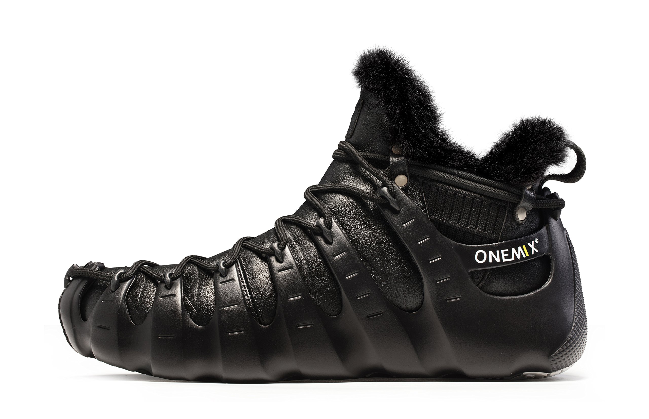 Onemix High Winter Sports Boots Fashion Sneakers Three Ways of Wearing Roman Shoes 7 B(M) US 9.84 inch =EUR40