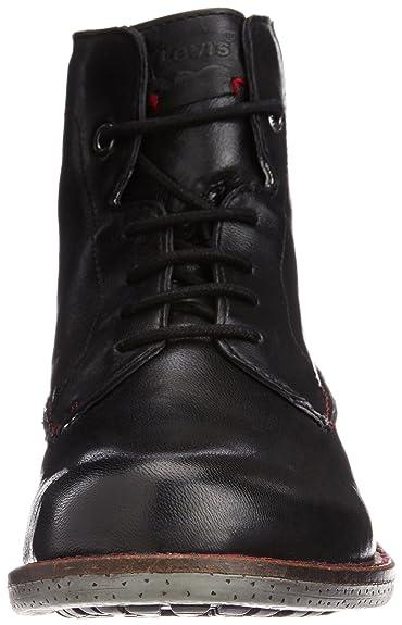 7edc0da1cf528 Levi s Levis 219974 Boots Black Black Size  11  Amazon.co.uk  Shoes   Bags