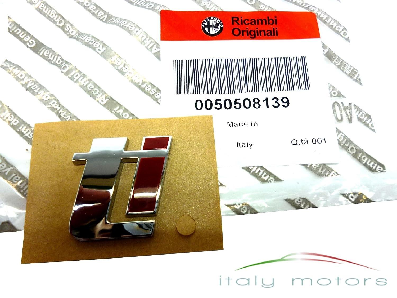 /50508139 Original Alfa Romeo 159/Ti scritta Emblem/