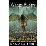Wings & Fire: A horror anthology with 23 stories from 15 authors (The Box Under The Bed Book 5)