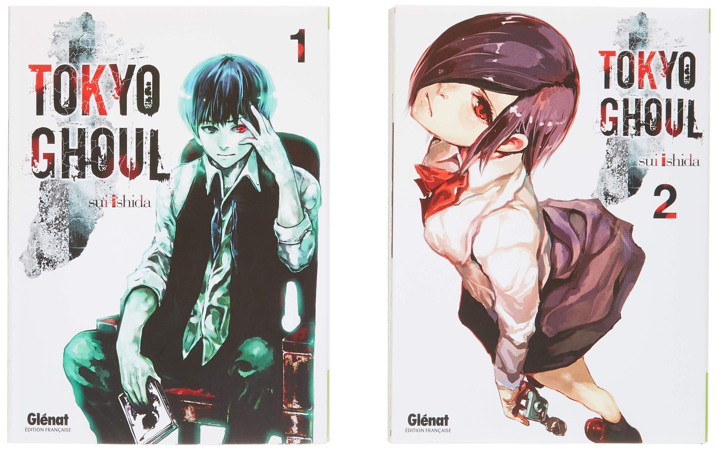 GLENAT TOKYO GHOUL PACK T1 T2 2019 (GLEN.MANGA SHON): Amazon.es: Ishida, Sui: Libros en idiomas extranjeros