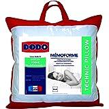 Dodo OFM60 Oreiller ergonomique 60x60 cm Blanc