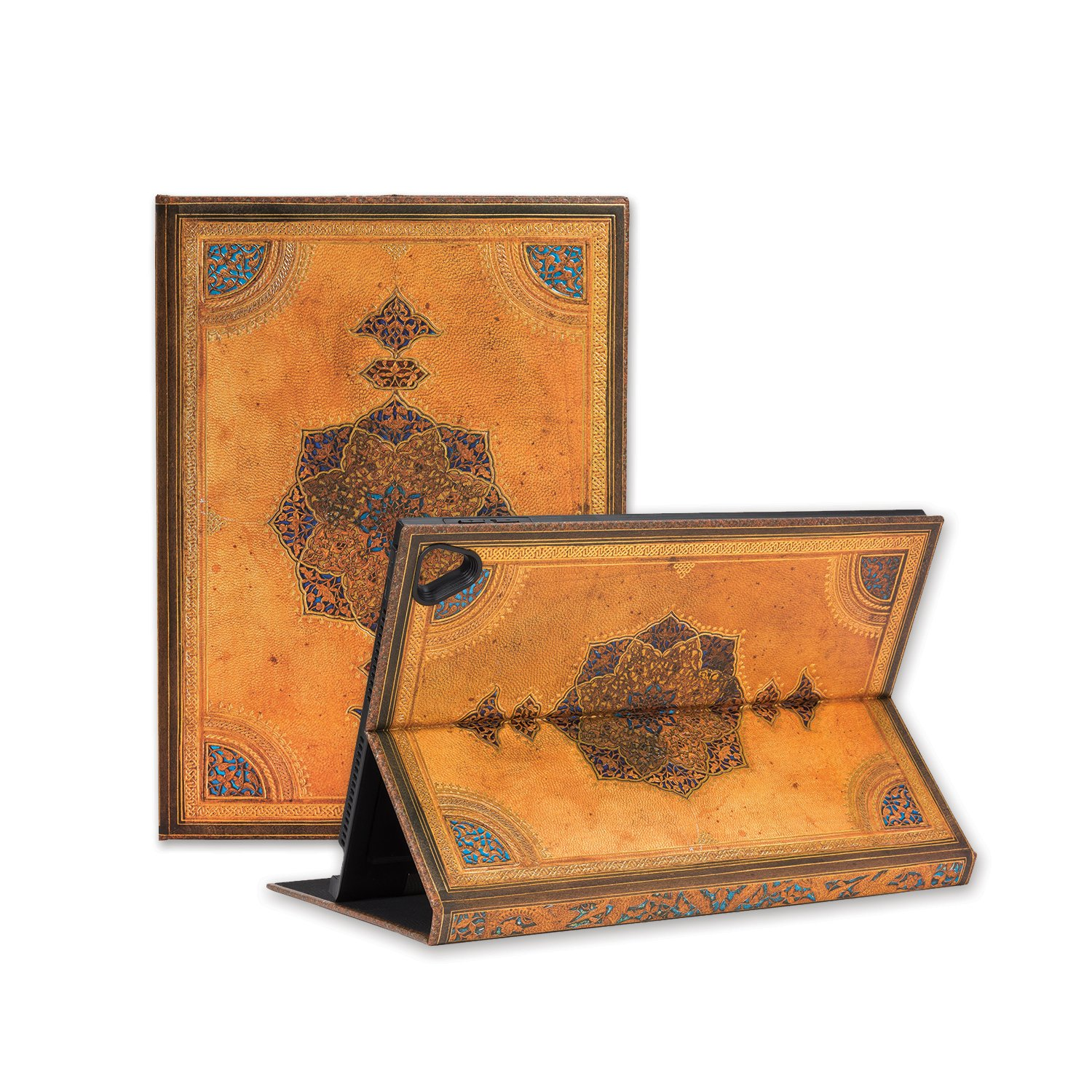 Paperblanks eXchange case for Apple iPad Pro 9.7 / Air 2, Infinite Viewing Angle Case – Safavid Design