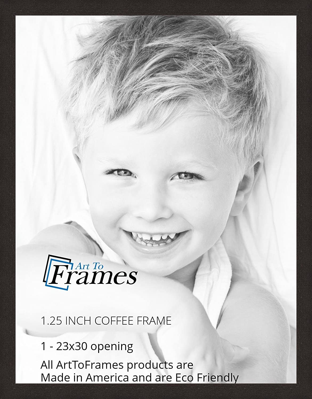 Amazon.com - ArtToFrames 23x30 inch Coffee Picture Frame ...
