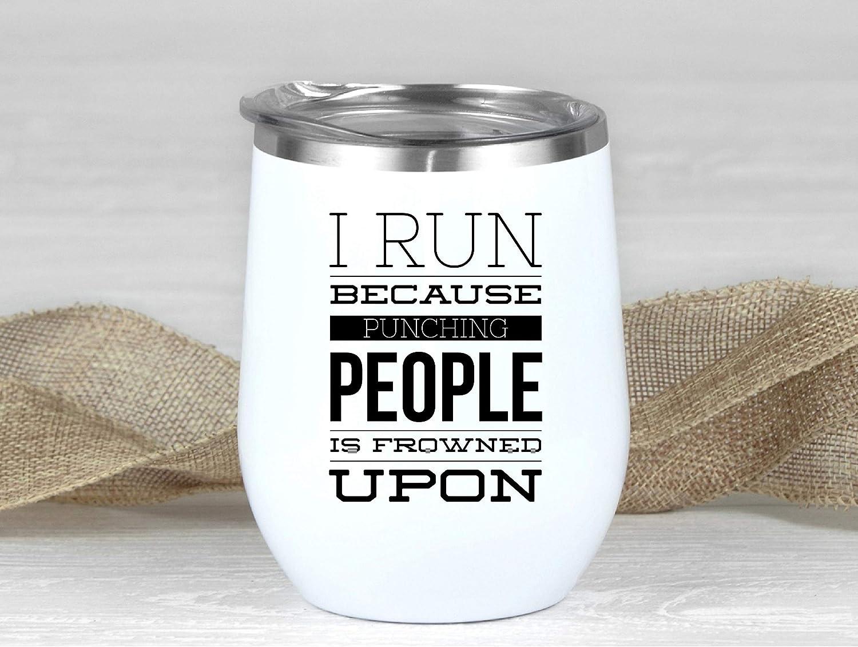 Runner Gift Idea Tumbler Travel Mug 30 Oz