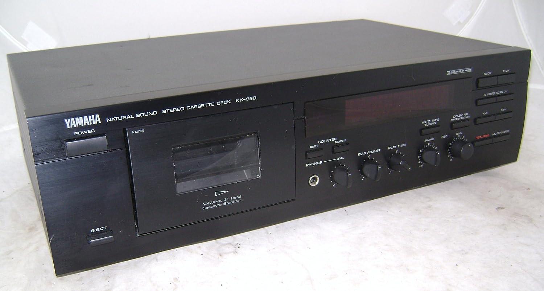 Yamaha Kassetten Deck Tape Player kx-390