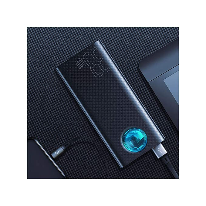 Cargador de batería Externo portátil de 30000 mAh USB C Pd3 ...