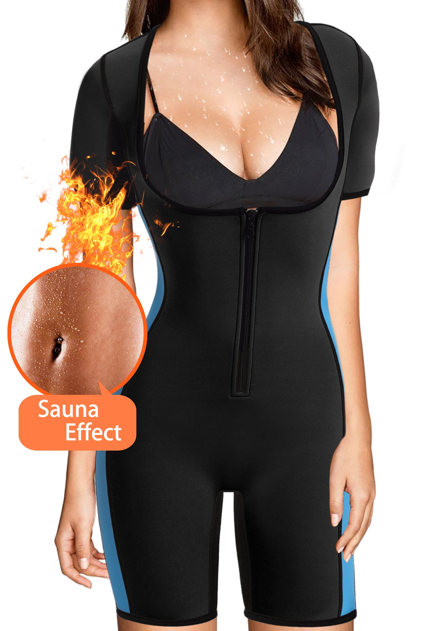 327722f186 Best Rated in Sauna Suits   Helpful Customer Reviews - Amazon.com