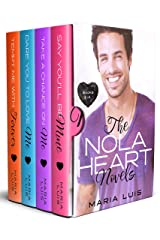 The NOLA Heart Novels: The Complete Series Kindle Edition