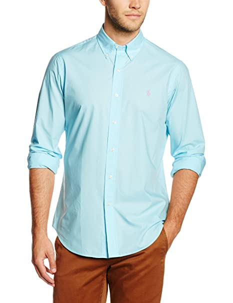 Polo Ralph Lauren BD PPC SP 2-LONG SLEEVE-SPORT - Camisa Hombre ...