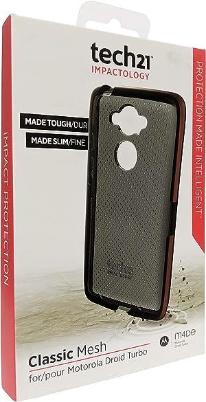 Tech 21 Impactology Classic Mesh Motorola Turbo Droid Smokey