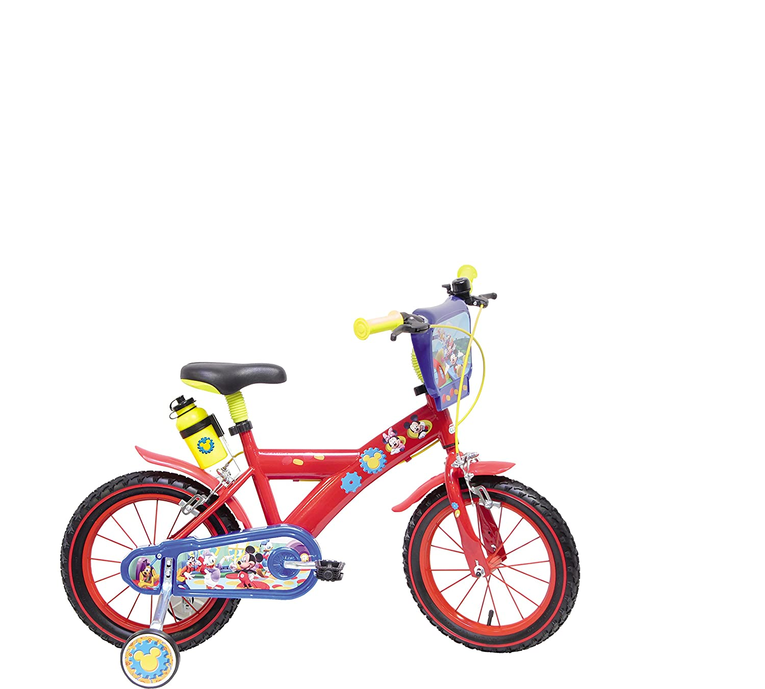 Mondo 25140 Bicycle Mickey Mouse 14 Inches
