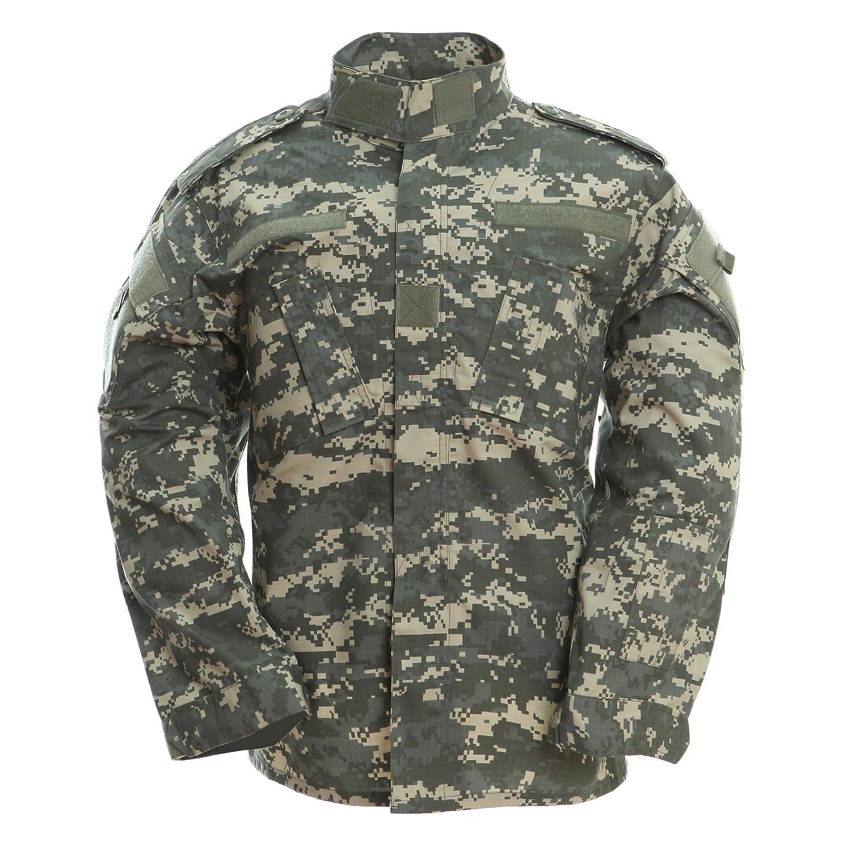 Tacvasen Men Us Army Camouflage Shirt Military Combat