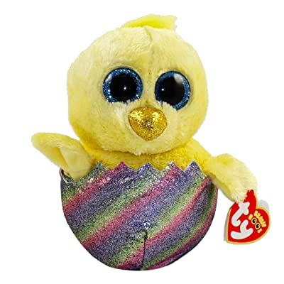 TY Beanie Boos Megg the Chick (Medium): Toys & Games