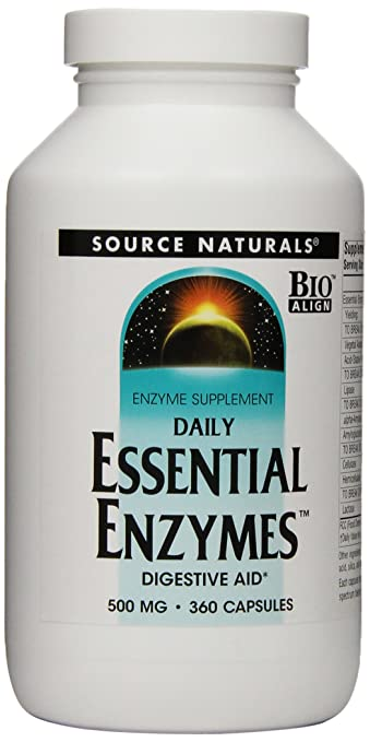 digestive enzymes as treatment for soy intolerance