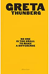 No One Is Too Small to Make a Difference Hardcover