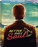 Better Call Saul - Season 1 (Limited Edition Steelbook - Exclusive to Amazon.co.uk) [Blu-ray]