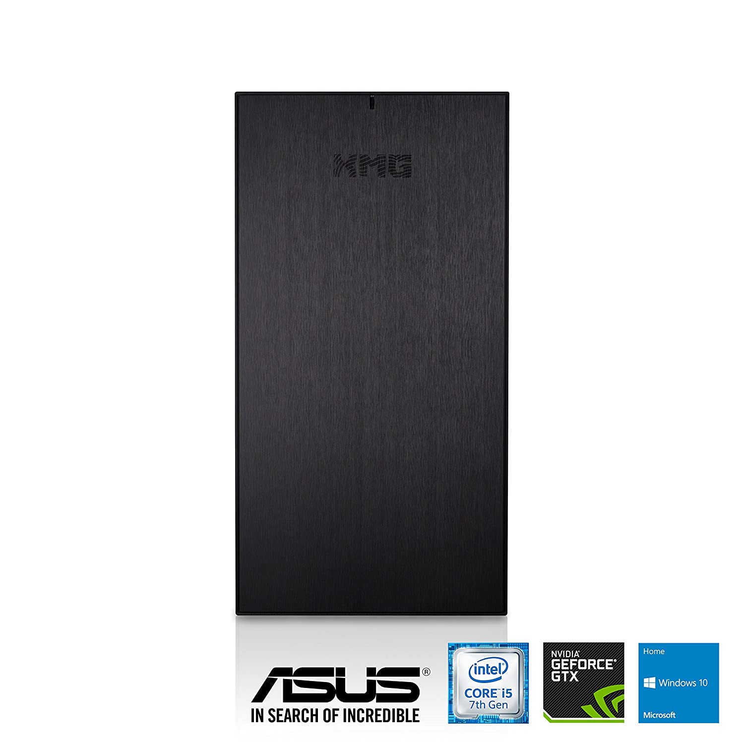 XMG SECTOR² lvl.1 Desktop Gaming PC, powered by: Amazon.de: Computer ...