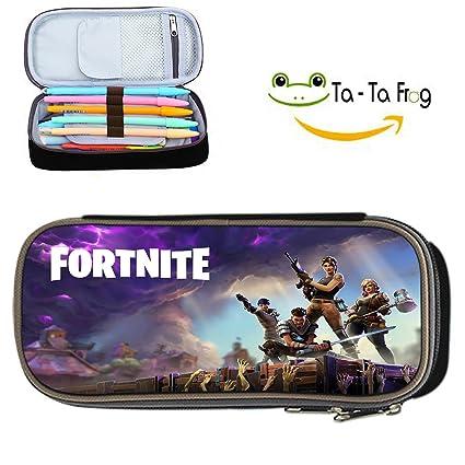 kakayoyi Fortnite caja de regalo gran capacidad lápiz ...